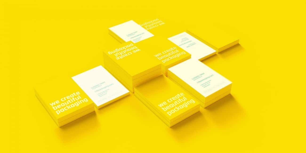 corporate identity und Grafikdesign für das berliner Startup cr8packaging GmbH